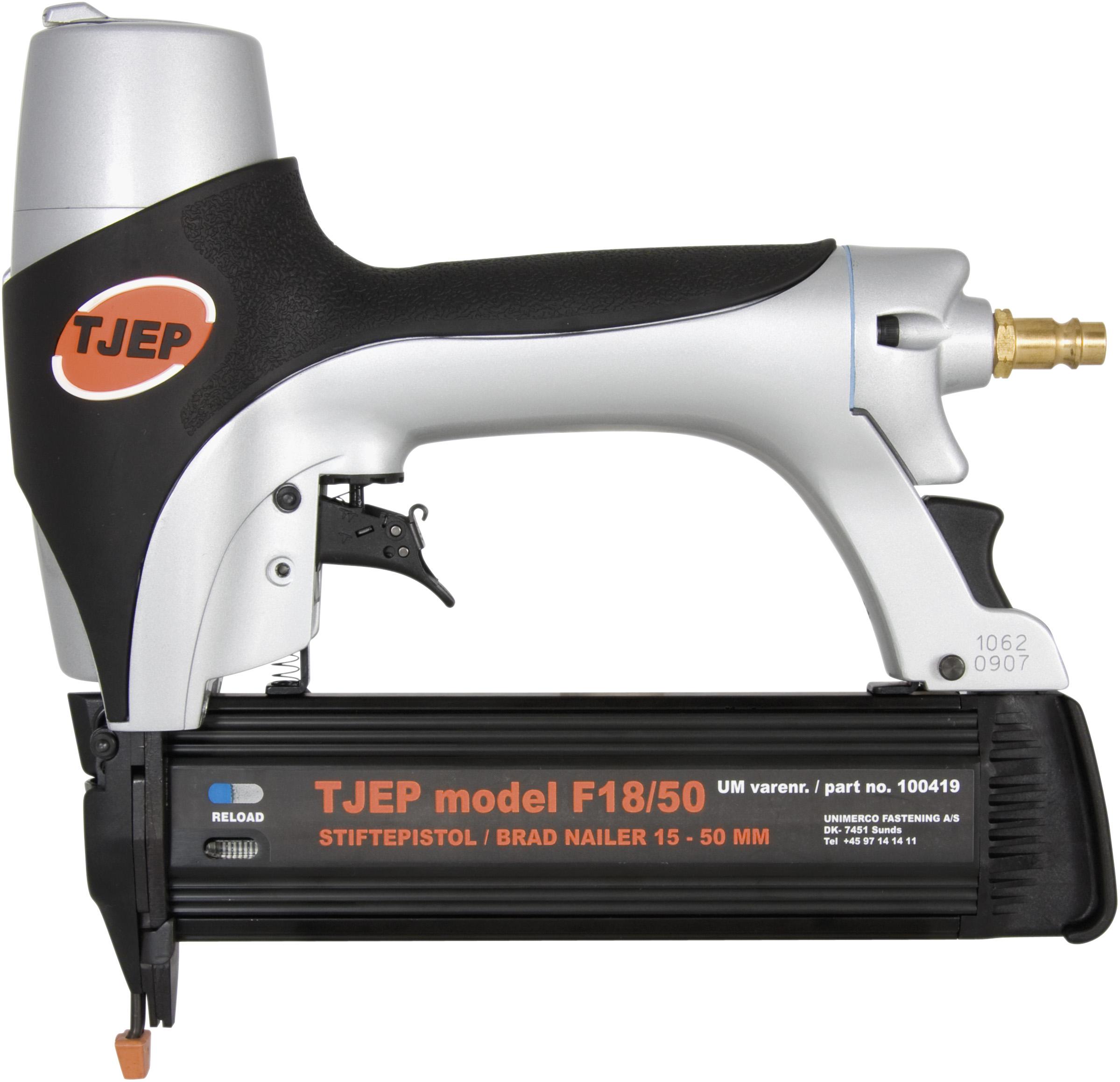 TJEP TF-18 Stiftn/ägel 38 mm Rostfrei A4